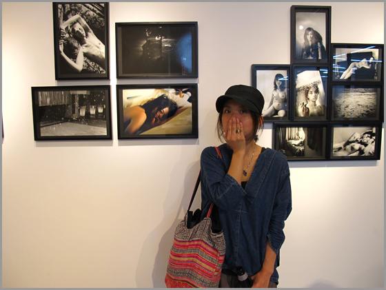 写真展「 Missing You 」@ヒカリエ8/ オープニングレセプション