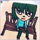 【ラムフロム成田空港店・今月のおすすめグッズ】お部屋のお気に入りの場所に飾って欲しい奈良美智ラグ♪