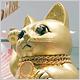 【ラムフロム ラシック福岡天神店】ゴージャス可愛い「ご縁猫」がラムフロムに来福♪ 5/9(月)から「ネコ・ねこ・猫フェスティバル@LACHIC」スタートです☆