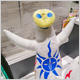 【新商品】「岡本太郎 太陽の塔ぬいぐるみシリーズ」がラムフロム HINKA RINKA 銀座店に登場!