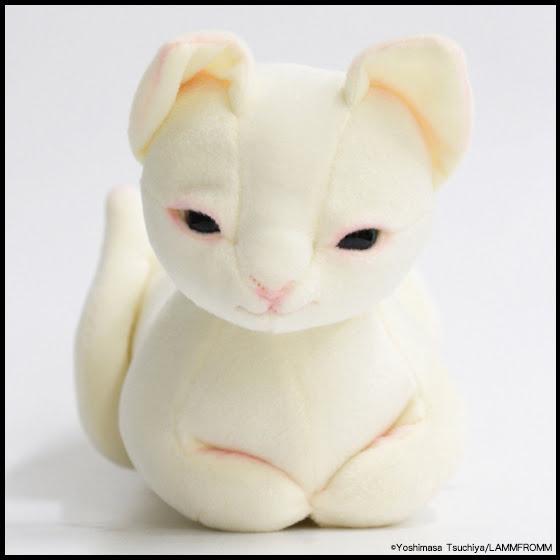 【新商品】ラムフロムオリジナル「土屋仁応 ぬいぐるみ 香箱猫(Catloaf)」